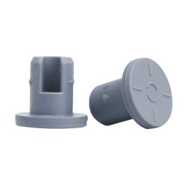 13mm Igloo Vial Stoppers, Bag of 1000