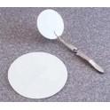 Nalgene 90mm Glass Fiber Prefilters, pk 100, DS0281-9000