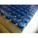 2mL Sterile Serum Vials, Ream of 100, Blue Seals