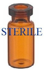 OPEN Washed Sterile Depyrogenated Serum Vials