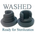 20mm Igloo Lyophilization Vial Stopper, Ready to Sterilize, Bag of 1,000