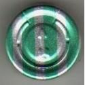 20mm Full Tear Off Vial Seals, Green Stripe, Bag 1000
