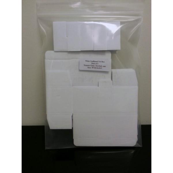 10ml Serum Vial Box 10 X 10ml Treasure Chest