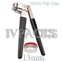 13mm Flip Off Vial Seal Crimper