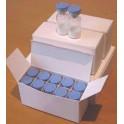 White vial box, 3mLx10 PEPTIDE PACKER case, Pack of 5