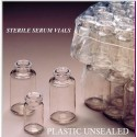 Sterile Plastic Vials